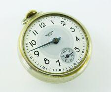 Westclox Style 5 Vintage Pocket Watch Circa 1940's