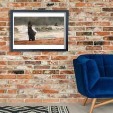Winslow Homer - The Watcher Tynemouth Wall Art Poster Print