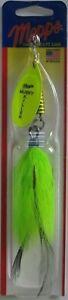 Mepps  Musky Killer - 3/4 oz. - Hot Chartreuse/Chartreuse