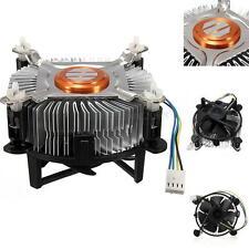 CPU Cooling Fan Heatsink For Intel Core 2 LGA Socket 775 to 3.8G E97375-001 4Pin