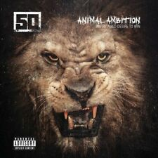 50 Cent - Animal Ambition: An Untamed Desire to Win [New CD] Explicit, With DVD,
