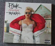 Pink, beautiful trauma, CD digipack