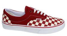Chaussures rouges VANS pour homme, pointure 43