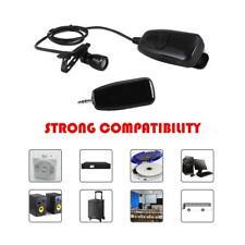 Amplificador de voz recargable con clip de solapa de micrófono inalámbrico 2.4G