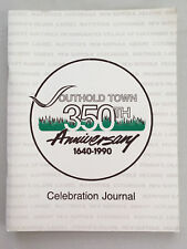 Southold Town 350th Anniversary Journal 1990 Long Island New York