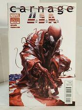 Carnage USA #1 - 1st Printing (2011) 9.0 VF/NM Wells/Crain