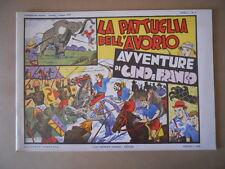 AVVENTURE DI CINO E FRANCO n°3 1973 LA PATTUGLIA DELL'AVORIO [G758] BUONO