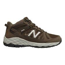 New Balance Men's   Fresh Foam 1450W Hiking Shoe Chocolate Brown/Team Away Grey
