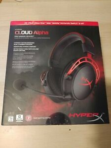 Cuffie Gaming Hyper X Cloud Alpha. COME NUOVE