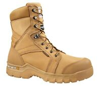 """Carhartt CMF8058 Men's Rugged Flex 8"""" Insulated Non-Safety Toe Boots Work Shoes"""