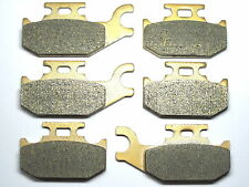 Front Rear Brake Pads For Can-am Outlander Max 800 R XT BRAKES 2009-2011 SET RE