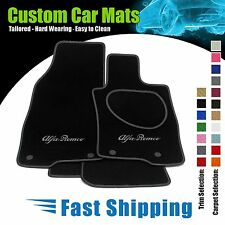 Alfa Romeo Mito Car Mats (2008 onwards) Customise Now!
