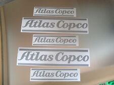 atlas copco universal decals stickers