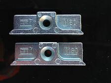 2 x Si universal roller keep door window patio 1180
