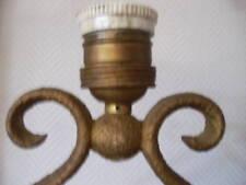 XX später französischer Art Deco Tischlampenfuß Shabby