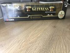 Corgi Guinness truck in box
