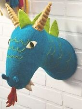Fairytale Dragon Trophy Head by Two's Company