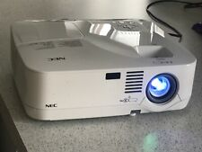 NEC Projector NP305G Used S-VIDEO UK