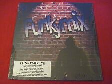 "FUNKYMIX 78 (ULTIMIX) HIP HOP DJ REMIX SERVICE - MINT SEALED 12"" LP"