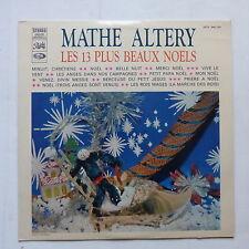 MATHE ALTERY Les 13 plus beaux Noels SPTX 340191