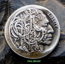 "HOBO NICKEL  ""CONFUSION""   BY PAUL BISHOP"