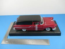 Road Signature Ford 1957 Courier Sedan Delivery Burgandy Model 1:18 Scale VS7