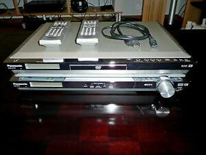 Panasonic SA-XR10 5.1 Dolby-Digital Reciver + DVD-Player Panasonic DVD-XV10