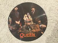 "Queen; A Kind Of Magic: The Highlander: 12"" Picture Disc Single EX+ Free UK Post"