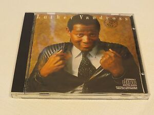 Never Too Much - Vandross, Luther music CD sugar and Spice she's A Super Lady