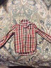 """Tonner Tyler Matt O'Neil Plaid Button Up Shirt Fits 17""""doll"""