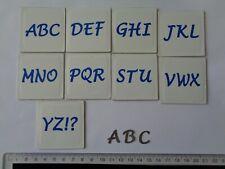 Provo Craft Upper Case Alphabet Die Cutting Set