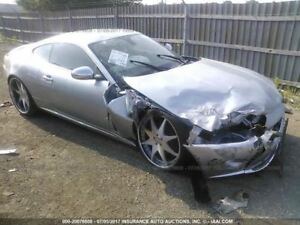Trunk/Hatch/Tailgate Spoiler Coupe Fits 07-11 XK 714621