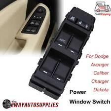 Master Window Switch For Dodge Avenger Caliber Charger Dakota Chrysler 200 300 (Fits: Chrysler)