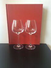 Chef & Sommelier Pair of Wine Crystal Glasses (X2)
