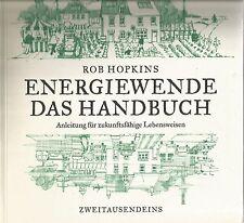 Energiewende Das Handbuch Rob Hoskins Ökologie