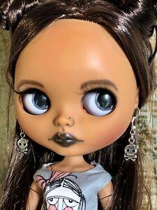 Ooak Custom Blythe Doll Aria