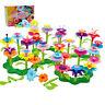 Joy-Fun Gifts for 3-6 Year Old Girls Flower Garden Building Toy Blocks Set...
