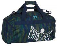 CHIEMSEE Matchbag Medium Sporttasche Reisetasche Tasche Line Dance Blue Blau Neu