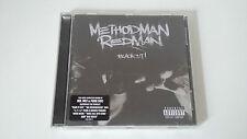 METHODMAN REDMAN - BLACKOUT ! - CD ALBUM - RAP US