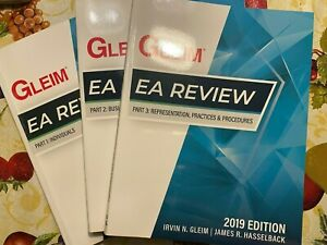EA Review by Gleim