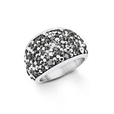 Modeschmuck-Ringe aus Edelstahl mit Cubic Zirkonia-für Damen