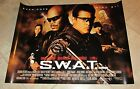 Внешний вид - S.W.A.T. movie poster COLIN FARRELL, MICHELLE RODRIGUEZ, SAMUEL L. JACKSON