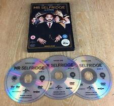 ITV Mr Selfridge Season 1 Series 1 Box Set Dvd