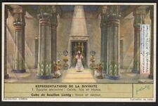 Religions of the World Set Of Six c60 Y/O Trade Ad Cards