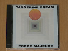 TANGERINE DREAM - FORCE MAJEURE - EDGAR FROESE - PICTURE DISC