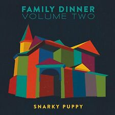 SNARKY PUPPY Family Dinner Volume Two CD+DVD NEW .cp