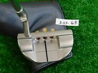 """Titleist Scotty Cameron 2018 Select Fastback 2 34"""" Putter with Headcover"""
