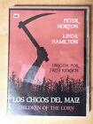DVD (nuevo) Los Chicos del Maiz