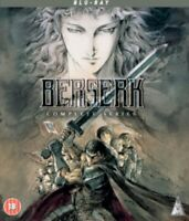 Berserk - Serie Completa Collection Nuovo Regione B Non Sigillato