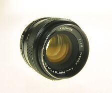 Fujinon Screw Mount 55mm F1.8 Camera Lens